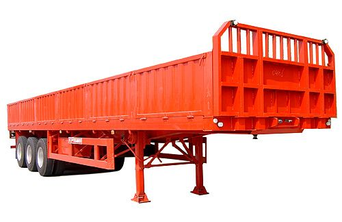 Semi-Trailer Production Line