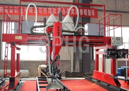Gantry Main Sill Welding Machine