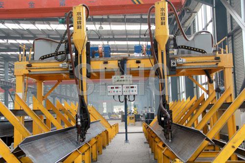 H-Beam Welding Machine