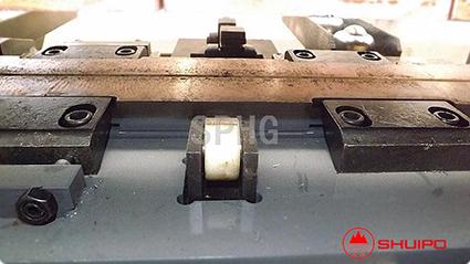 Automatic flat butt welding machine