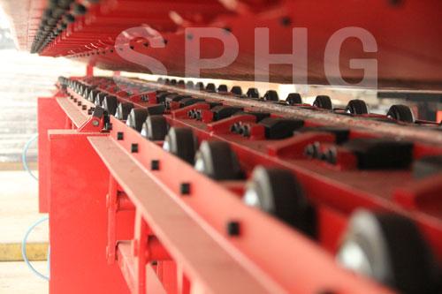 Open-sided Longitudinal Seam Welding Machine