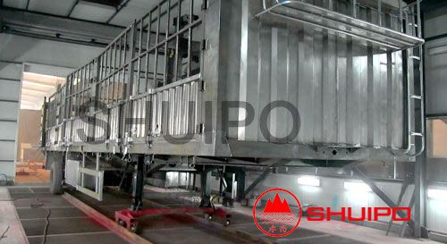 Automatic Paint-Spraying Booth Product