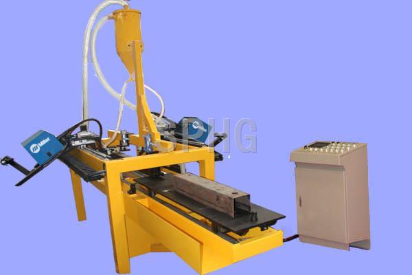Outrigger Welding Machine