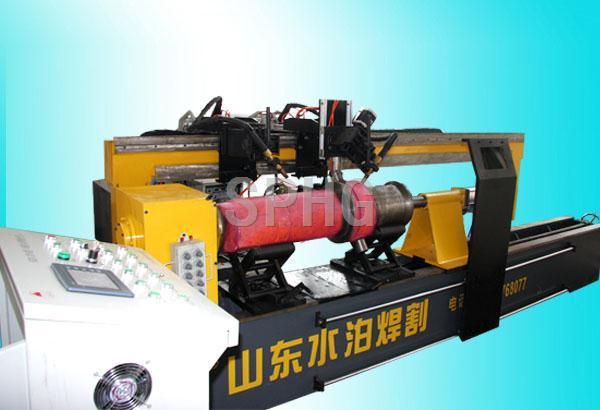 Hydraulic Cylinder Automatic Girth Welding Machine