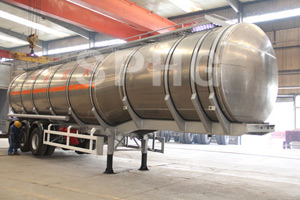 Aluminum Tank Production Line