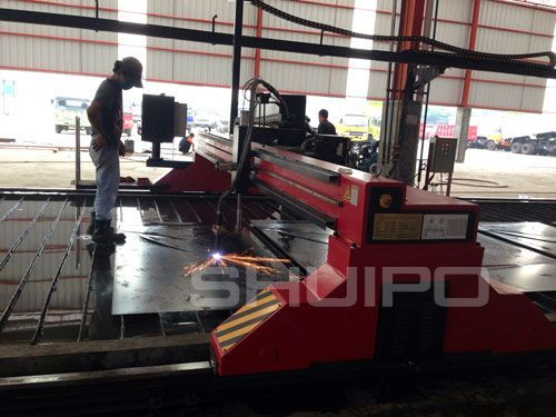 CNC Plasma/Flame Cutting Machine