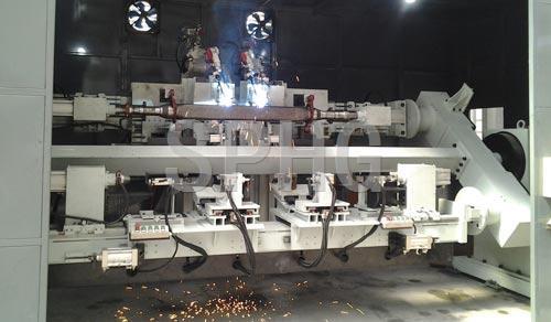 SHUIPO Axle Welding Robot