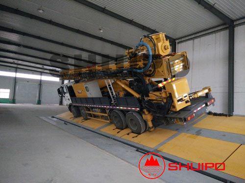 Rollover Testing Machine